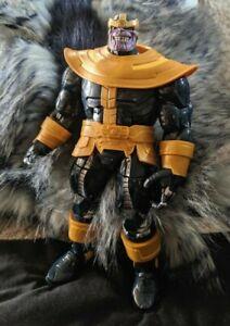 Marvel Legends Hasbro Thanos Series...Complete BAF Thanos...Loose