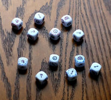 Handmade Valhalla Orlog Dice Game - 12 dice