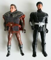 Action Figure - Robin Hood Prince of Thieves Figures x2 - Kenner 1991