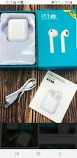 i11 TWS Bluetooth 5.0 , Wireless Earphones, for Android & iPhone