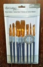 Royal & Langnickel 15pc Super Value Pack: Brown Taklon Brushes! Item #Rcc602