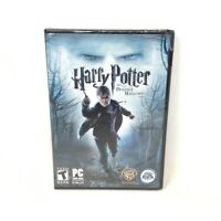 Harry Potter and the Deathly Hollows Part I 1 PC Computer Video Game EA Ne