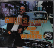 Gurus Jazzmatazz feat Angie Stone-Keep Your Worries cd maxi single
