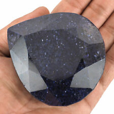 1889 Cts Huge Natural Blue Sapphire Certified Museum Size Magnificent Gemstone