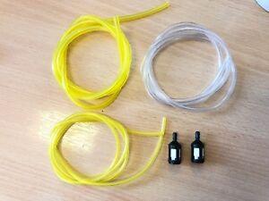 McCulloch MT270X MT280 MT280X MT300X MT310X MT320 Trimmer Fuel Pipe & Filter Kit