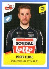 Stickers PANINI TOUR DE FRANCE 2021 #265 Roger KLUGE Lotto Soudal