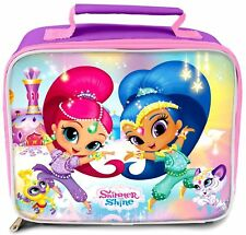 Shimmer & Shine 'Friends' School Premium Lunch Bag Insulated Brand New Gift