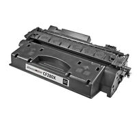 Black High Yield Toner for HP 80X CF280X LaserJet M401a, 400 M401dn, 400 M401dne