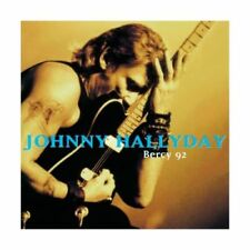 "CD ""Johnny Hallyday : Bercy 92"" (2CD)    NEUF SOUS BLISTER"