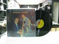 Domenico Modugno LP Spanisch El Telefon Schreien 1975 Klappcover