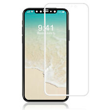 Luvvitt Tempered Glass Screen Protector 3D Curved Case Friendly for iPhone X