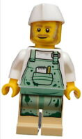 Lego Chef Enzo Hidden Side Minifigur Legofigur Figur Mann hs027 Neu