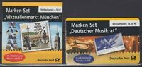 CB145266/ GERMANY – BOOKLETS – Y&T # C2174A - C2182A MINT MNH