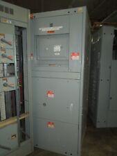 Ge Av-Line Switchboard 1600A 3ph 277/480V Main Lug Only w/Qmr Fused Distribution