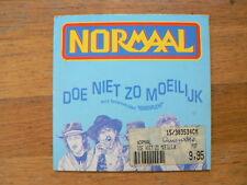 CD NORMAAL DOE NIET ZO MOEILIJK EN NOABERPLICHT 1993