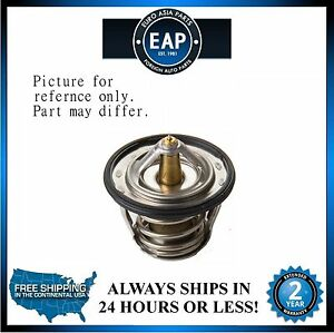 For Forester Impreza Legacy Outback SVX Tribeca Engine Coolant Thermostat New