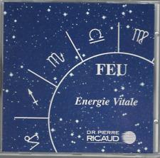 CD DR PIERRE RICAUD FEU ENERGIE VITALE   3130