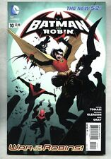 Batman And Robin #10-2012 vf/nm ( New 52 series 1st STANDARD Cover Peter Tomasi