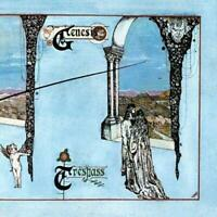 GENESIS ‎– TRESPASS VINYL LP REMASTERED REISSUE (NEW/SEALED)