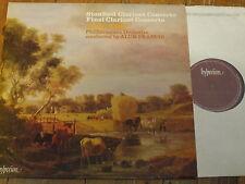 A66001 Stanford / Finzi Clarinet Concertos / King