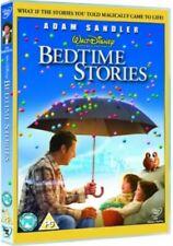 Walt Disney Bedtime Stories (Dvd 2009) Adam Sandler Excellent Condition