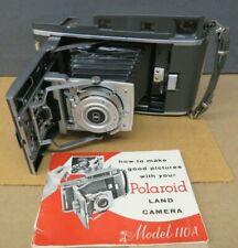 Gray Polaroid 110A Pathfinder Land Camera w/ Rodenstock-Ysarex 127mm f4.7 Lens