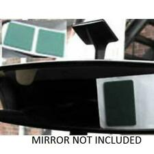 Interior Rear View Mirror Pads - Self Adhesive -Double Sided Sticky Extra Strong