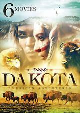 Dakota American Adventures: 6 Movies DVD***NEW***