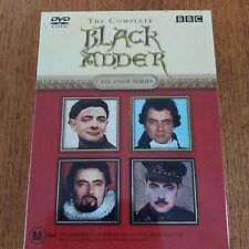 Black Adder The Complete Series DVD 2002