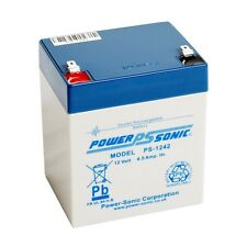 CSB GP1245 F1 Rechargeable Battery 12V 4.5Ah