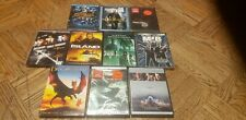 Lot of 10 Sci-Fi / Fantasy Movie Dvds