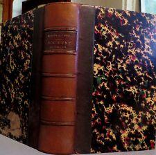 SACHET - Législation sur les accidents du travail - Larose, 1900, 2è édition