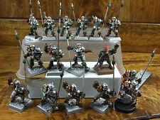 Única convertido humanos bloodbowl equipo convertidos en mercenarios Pintado (995)