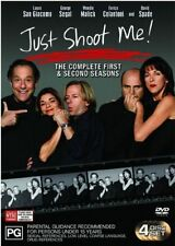 Just Shoot Me! : Season 1-2 (DVD, 2005, 2-Disc Set) BRAND NEW/SEALED ..R 4