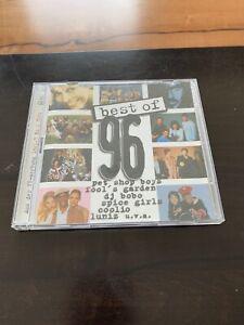 2CD Best Of 96 – Various Artists