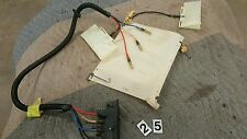 1994-96 Corvette Lumbar Seat Bladders with hoses and solenoid valve