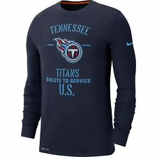 Adult M Tennessee Titans Legend Seismic Dri-Fit Tee