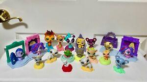 McDonald's Happy Meals Toys LITTLEST PET SHOP Lot of 19