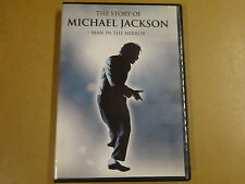 MUSIC DVD / MICHAEL JACKSON - THE STORY OF - MAN IN THE MIRROR
