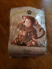 Tom Arma Monkey Toddler Costume 18 Month to 2T Signature Collection w/ plush toy