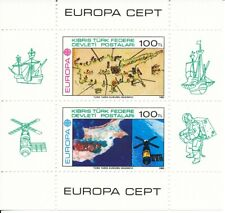 Türkisch-Zypern Mi.-Nr. Block 4 Europa 1983 CEPT postfrisch