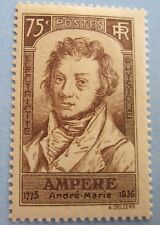 France 1936 timbre  n° 310 -AMPERE Neuf *