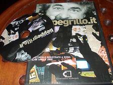 Beppe Grillo beppegrillo.it Roma 28 aprile 2005  Dvd ..... PrimoPrezzo