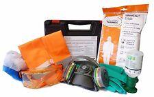 Gefahrgutkoffer mit Gefahrgutausrüstung GGVS ADR für LkW Schutzausrüstung Koffer