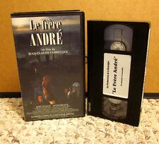 LE FRERE ANDRE Jean-Claude Labrecque VHS French 1985 miracles Saint Joseph