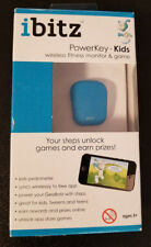 Ibitz PowerKey Kids Activity Tracker - Blue