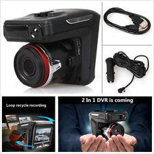 1080P Car DVR Camera Video Recorder Dash Cam Vehicle Radar Laser Speed Detector