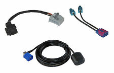 CABLE RETROFIT DISPLAY + GPS ANTENNA MERCEDES AUDIO 20 TO COMAND NTG4 X204 GLK