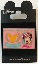 Disney HKDL Minnie Mouse Identification Pin