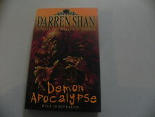 DARREN SHAN - DEMON APOCALYPSE. HORROR / FANTASY / SCIENCE FICTION / YOUNG ADULT